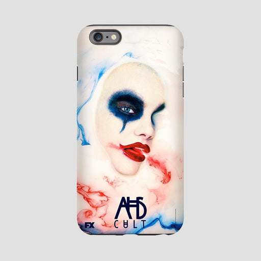 American Horror Story Clown Phone Case