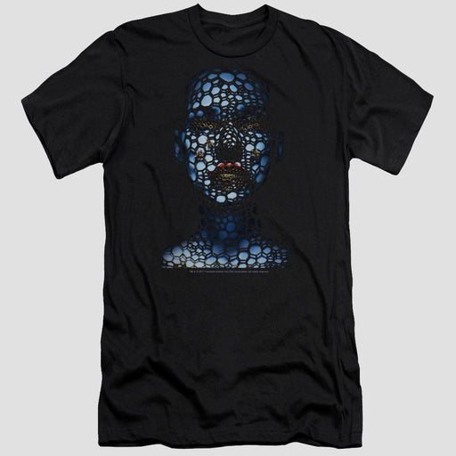American Horror Story Blue Cult Face Tee