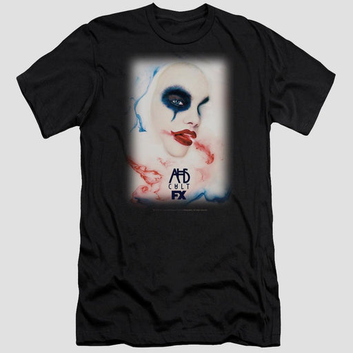 American Horror Story Clown Black Tee