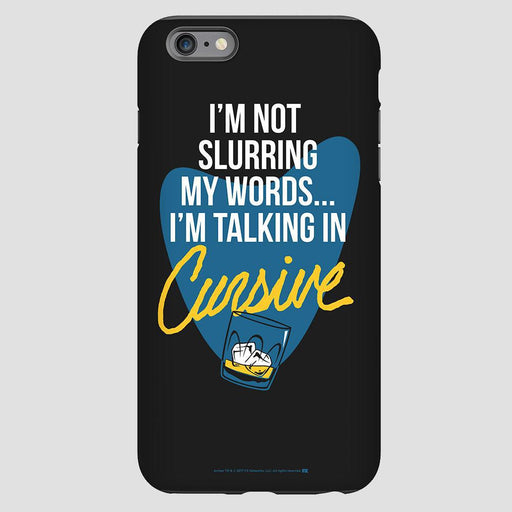 Archer Slurring Phone Case