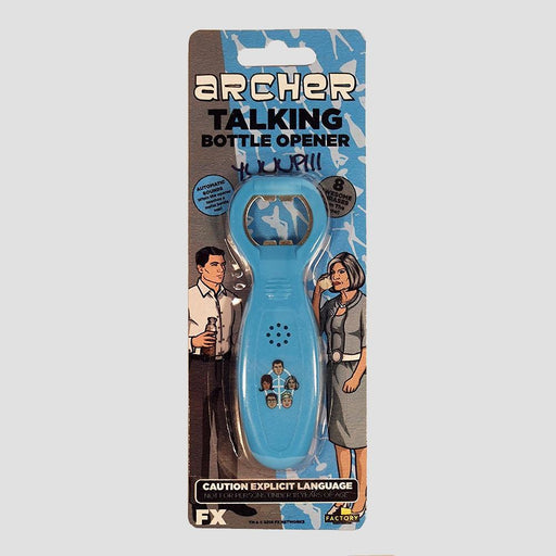 Archer Talking Bottle Opener