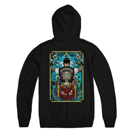 Mayans Mr. Cartoon Hoodie