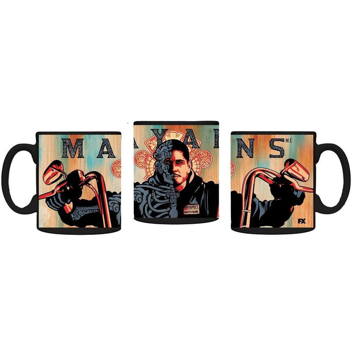Mayans Key Art Mug