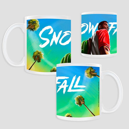 Snowfall Franklin Mug