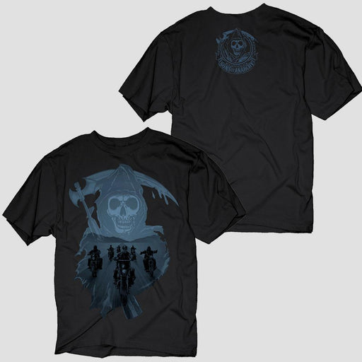 Sons of Anarchy Reaper and Desert Highway T-Shirt