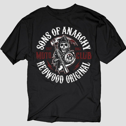 Sons of Anarchy Redwood Original T-Shirt