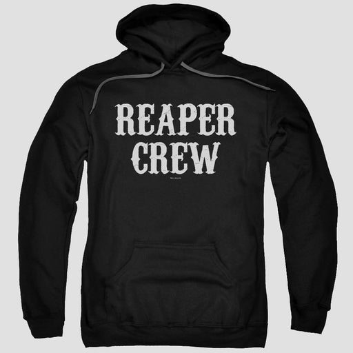 Sons of Anarchy Reaper Crew Black Pullover Hoodie