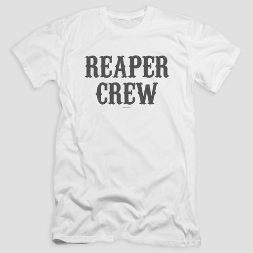 Sons of Anarchy Reaper Crew White T-Shirt