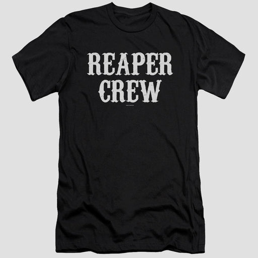 Sons of Anarchy Reaper Crew Black T-Shirt