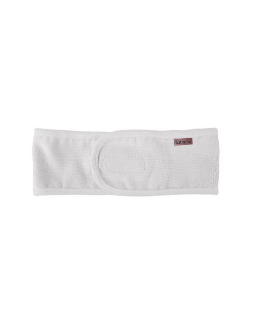 KIT-SCH - White Microfiber Headband