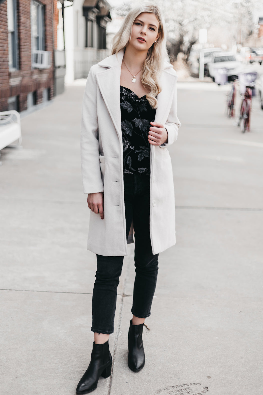SAGE THE LABEL - Victoria Coat