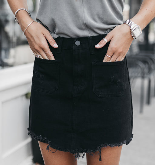 SAGE THE LABEL - Marta Mini Skirt
