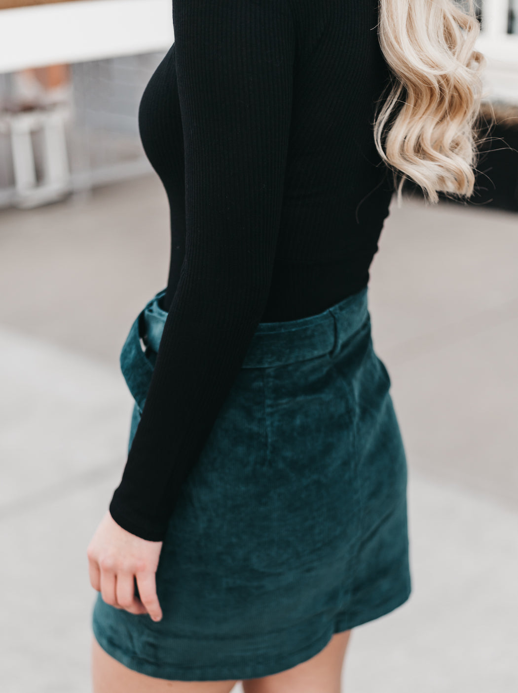 MINKPINK - Get To Know You Corduroy Skirt