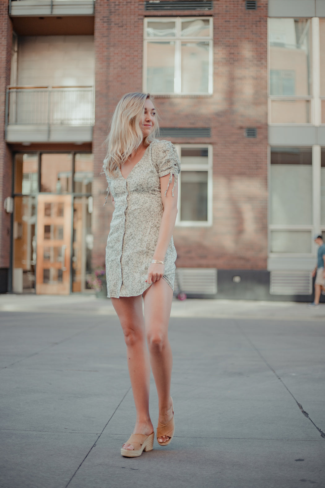Sage The Label - Rossy Mini Dress