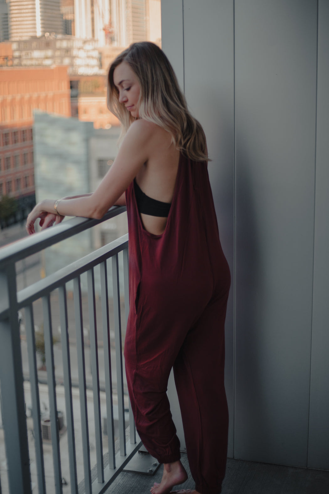 Lovestitch - French Terry Jumpsuit