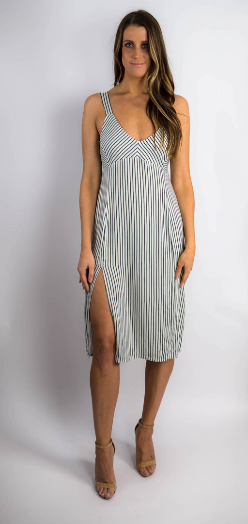 SALTWATER LUXE - Georgia Midi Dress
