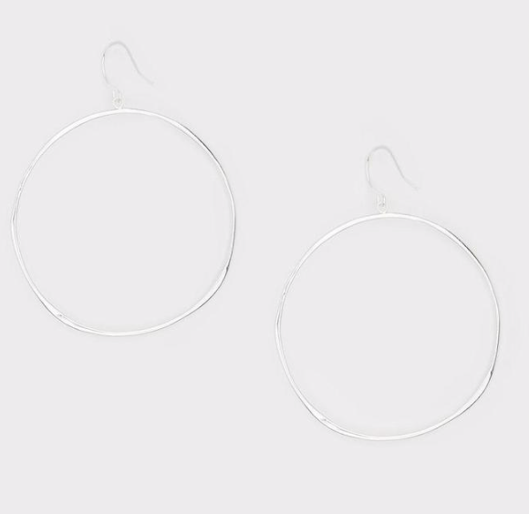 Gorjana - G Ring Earrings