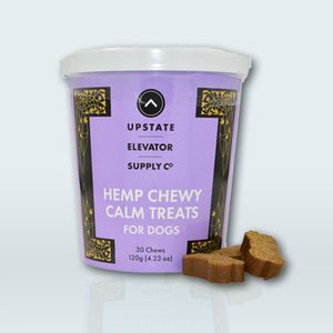 Hemp Chewy Calm Treats for Dogs