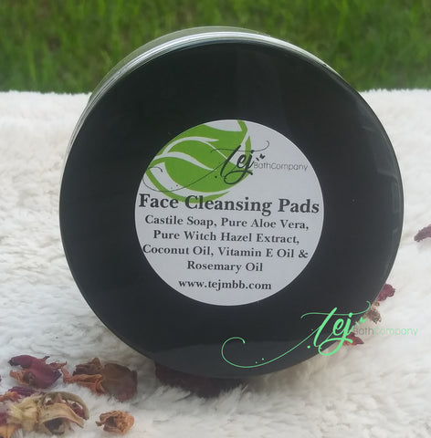 Face Cleansing Pads