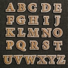 Double Layer Alphabet 2""