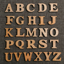 "3"" Large Single Layer Alphabet"