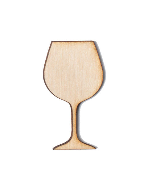Wine Glass Symbol