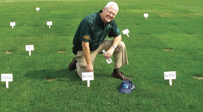 Growing Home Ep. 2 - Selecting and Understanding Grass Seed with Barry Green