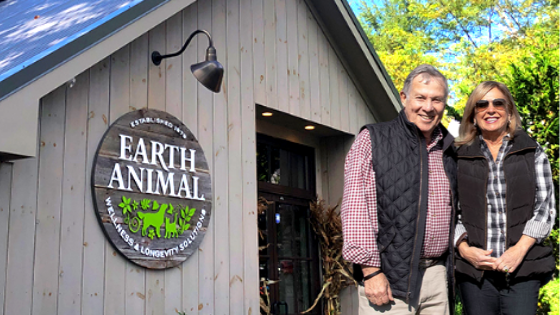 Finding Another Way – Earth Animal founders Dr. Bob and Susan Goldstein - Growing Home Ep. 19