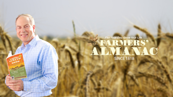 The Farmer's Almanac: Forecasting weather and life events with Peter Geiger - Growing Home Ep. 18