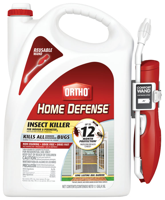 Ortho® Home Defense® Insect Killer for Indoor & Perimeter