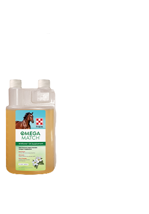 Purina Omega Match Equine Ahiflower® Oil Supplement