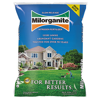 Milorganite Nitrogen Fertilizer