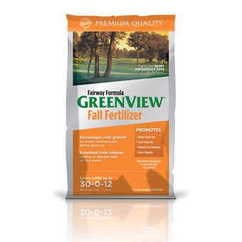 Agway Greenview Fairway Formula Fall Fertilizer