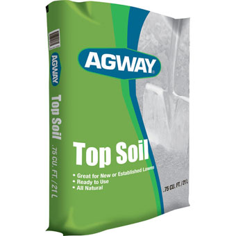 Agway Top Soil 0.75 cu. ft.