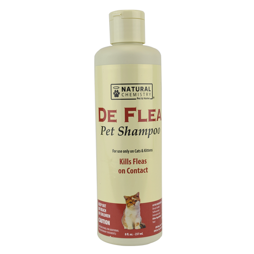 Natural DeFlea Pet Shampoo