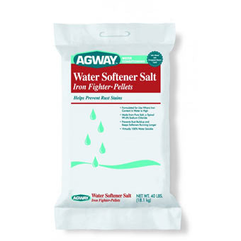 Agway Water Softener Iron Fighter Pellet