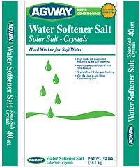 Agway Water Softener Salt Crystals
