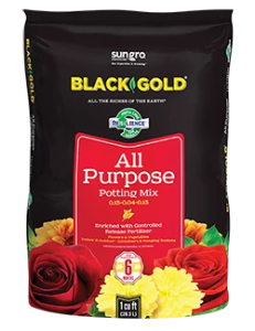 Black Gold Potting Mix