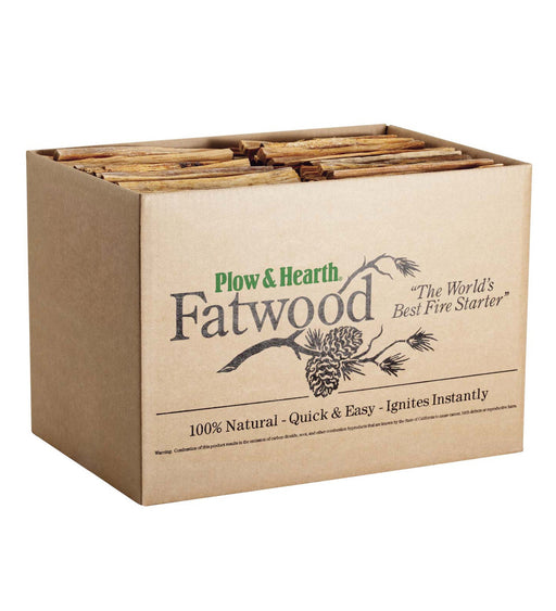 Fatwood 25lb Box