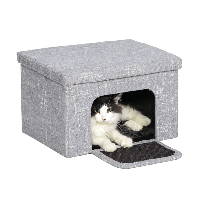 Midwest Home for Pets Curious Cat Cube - Cottage