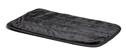 "Midwest Deluxe Pet Mat, 18""x13"", Black"
