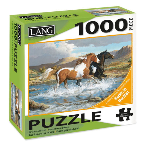 Puzzle - Stream Canter, 1000 pieces