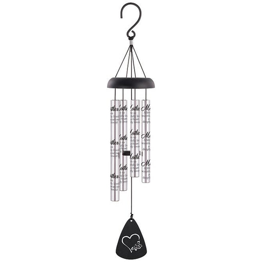 "Carson, Mother 21"" Sonnet Windchime"
