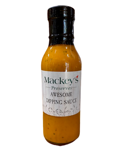 Mackey's Preserves, Awesome Dipping Sauce, 12oz