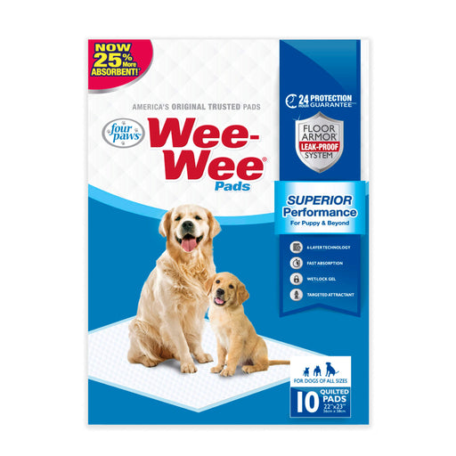 Wee-Wee® Pads for Puppy, 100 count