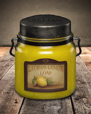 McCall's Candles, Classic Collection Laura's Lemon Loaf, 16 oz