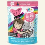 Weruva BFF OMG Date Nite! Duck & Salmon Dinner in Gravy Wet Cat Food Pouch