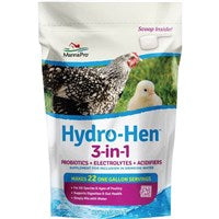 Hydro-Hen 3-in-1 Chicken Supplement, 8oz.