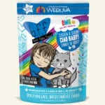 Weruva BFF OMG Ciao Baby! Chicken & Shrimp Dinner in Gravy Wet Cat Food Pouch