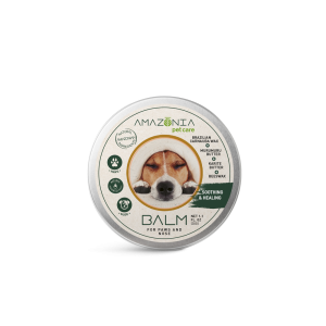 Amazonia Pet Care Balm for Paws & Nose, 1.1oz